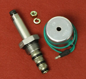 MEYER C Valve & C9 Coil with SS Nut, 15358. Brand New, Aftermarket, 15381, 15430