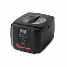Hornady Lock N Load Ultra Sonic Cleaner 1.2L for Reloading & Gun Parts 043350