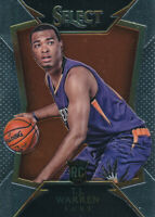 T.J. Warren 2014-15 Panini Select #97 RC Rookie Card Suns Pacers