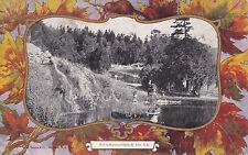 ST. JOHN , New Brunswick , Canada ,PU-1906; Pool in Rockwood Park