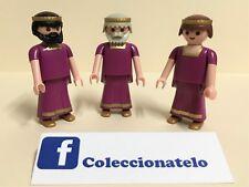 Playmobil GRUPO FIGURAS SENADORES   Belen - Nacimiento - Roma - Roman  5588