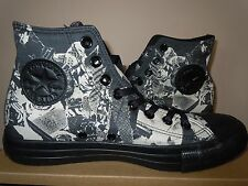 L@@K! NIB AUTHENTIC WOMENS CONVERSE CT HI 549640F SNEAKERS US 9 40 PARCHMENT $70