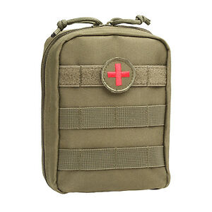Orca Tactical First Aid Pouch Military Medical Molle EMT IFAK