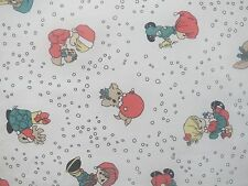 Children's Fabric Precious Moments by Samuel J. Butcher Co Fabric by Spectrix