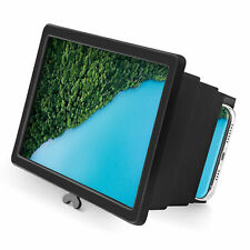 Folding Magnifier 3D Enlarge Screen Amplifier Stand Mount For Cell Phone Bracket