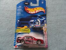 SS Commodore Hot Wheels with Atomix Vehicle