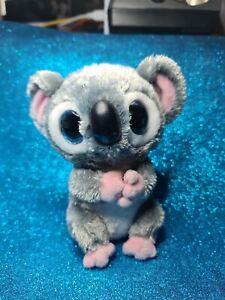 Beanie Boos 🧸KATY Koala Plush Toy (no tags) 15cm 🧸FAST POST (PL)