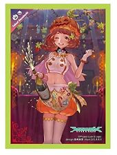 Luck & Logic Yukari Jack-O-Lantern Character Sleeve Collection Special Vol. 5