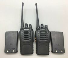 Baofeng BF-888S Two Way Radios Lot of 2 - Fast Free Shipping - A07