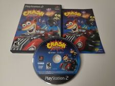 Crash: Tag Team Racing - Playstation 2 PS2 Game - Complete & Tested