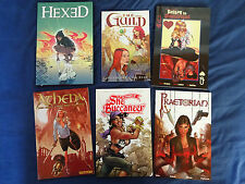 Girl Power Paket - The Guild, Athena, Praetorian, She Buccaneer, Hexed ...