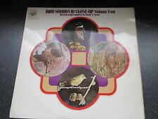 Bird Sounds In Close-Up Volume Two Victor C Lewis (1970) VERY GOOD