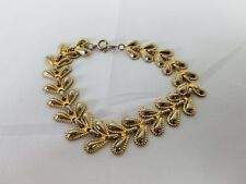 Avon Gold and Silver Toned Chain Bracelet