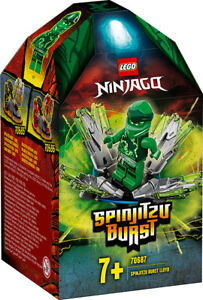 LEGO Ninjago Spinjitzu Burst Sbam Lloyd 70687 LEGO