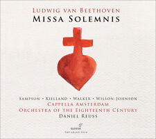 Beethoven: Missa Solemnis [New CD]