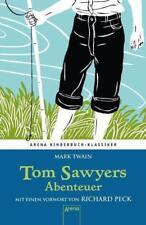 Tom Sawyers Abenteuer. Mit einem Vorwort von Richard Peck von Mark Twain (2010, Gebundene Ausgabe)