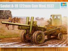 Trumpeter 02325  A-19 122mm Gun Mod.1937 Soviet Gun Model Kit