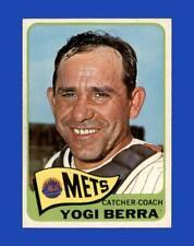1965 Topps Set Break #470 Yogi Berra NR-MINT *GMCARDS*