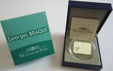 Frankreich 10 Euro 2010 Maler Georges Braque Silber