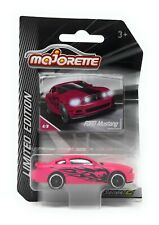 Majorette Model Car metal Limited Edition Serie 2 Ford Mustang pink 1/61