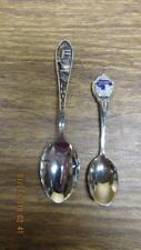 2 CHICAGO  COLLECTOR SPOONS