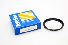 Telesor Step-UP 49mm-Series 7 / 49-S7 f/Hoods+Filters+Accs+METAL Adapter Ring