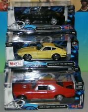 2004 2005 Maisto Special Edition Die Cast Car 1:18 In Box | You Pick