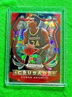 AARON NESMITH RED PRIZM CRUSADE CRACKED ICE ROOKIE CARD VANDERBILT RC CELTICS RC