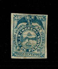 Panama SC# 6, Mint Hinged, some gum toning, minor gum dist due to hinge - S11625