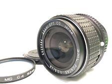 [MINT] SMC Pentax 28mm f3.5 Manual Lens For K Mount from Japan