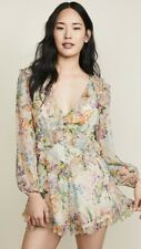 New with Tag Zimmermann Ninety-Six Flutter Romper Size 2