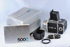 Hasselblad 500C + Planar 80mm/f2.8 + A12 back, medium format [ from Taiwan ]