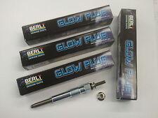 CITROEN Saxo 1.5 07/01-04/04 Juego De Calentador Glow Plug X4