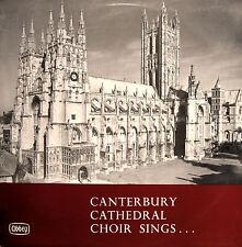 Abbey 640 Cantebury Cathedral Choir Sings....NEAR MINT Mono LP