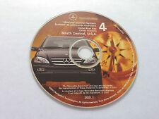 2000 2001 2002 Mercedes ML320 ML430 ML500 ML55 Navigation CD # 4 TX OK AR LA MS