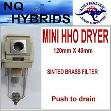 HHO GAS DRYER FILTER TRAP CLEANER  with 1/4 NPT  THREAD   HYDROGEN GENERATOR