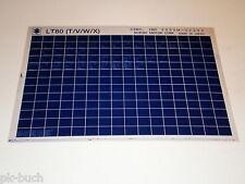 Microfiche Catalogo Ricambi Suzuki Lt 80 Stand 12/1997