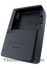 New Genuine Panasonic DE-A99B Battery Charger for DMW-BLG10, DMW-BLE9 -US SELLER