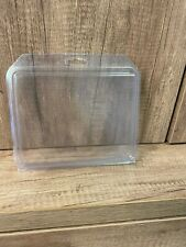 Clear ClamShell Packaging Plastic Hangable 240 pcs Clam Shell 13.875 x 7.875
