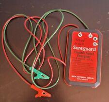 Suregaurd Electric Fence Energizer 160 Takes 2aa Batteries
