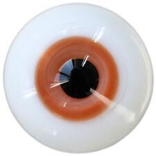 [wamami] 18mm orange pour bjd sd dz dod poupée dollfie noir élève yeux en verre tenue