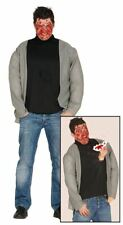 Mens Protruding Arm Alien Halloween Horror Gory Fancy Dress Costume Adult Outfit