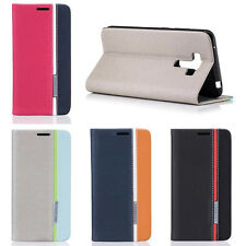 BookStyle Stand Wallet Leather Flip Case Cover For ASUS 3 5 6 C ZE550KL ZC553KL