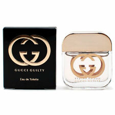 Gucci Guilty Women Mini Bottle 0.16 .16 oz 5 ml Eau De Toilette Dab-On Nib