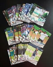 2017 Topps Series 1 First Pitch 61 card lot (includes 2 complete sets) + EXTRAS