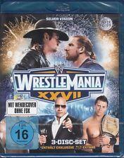 WWE Wrestling - Wrestlemania XXVII 27 (2 Blu-ray Discs)