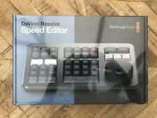 Blackmagic Design Speed Editor Keyboard Davinci Resolve (Brand New + Unopened)