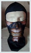 3D Skeleton Ghost Balaclava,Outdoor, Cycling, Motorcycle,Ski Hats,Windproof,UK