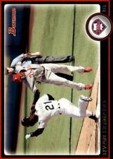 2010 Bowman Baseball #163 Ryan Howard Philadelphia Phillies