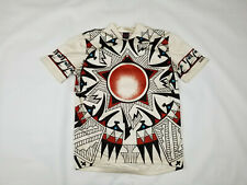 Mens Giordana Cycling Jersey Short Sleeve Large Tribal Natice design